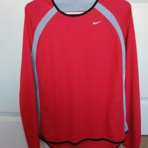 Nike Women's Long Sleeve Dri-Fit Shirt